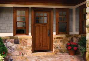 JELD-WEN's Custom Reclaimed Wood Windows & Doors