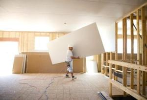 USG Sheetrock Ultralight Panels