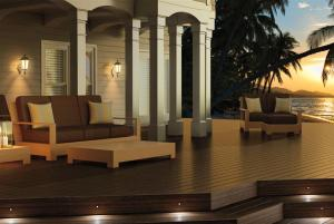 Latitudes Capricorn Composite Decking