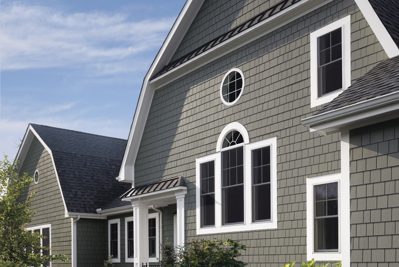 Certainteed colormax stains for fiber cement siding for Certainteed siding