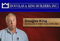 Doug King, of Douglas A. King Builders, offers a testimonial on behalf of National Lumber
