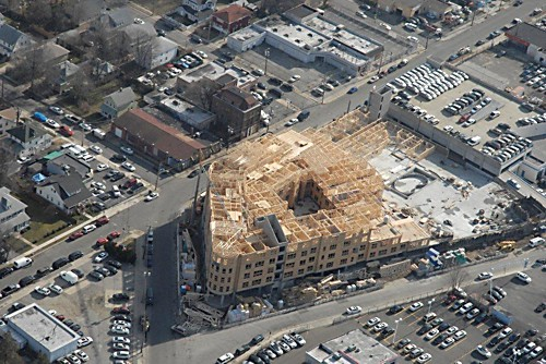 National Lumber's Turn-Key Framing division is the one source supplies for your large scale building projects.